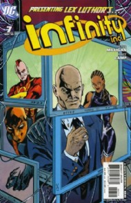 Infinity Inc. (Series Two) 2007 - 2008 #7