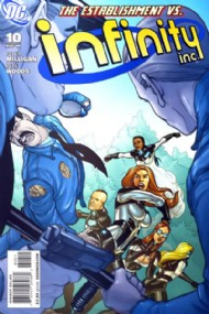 Infinity Inc. (Series Two) 2007 - 2008 #10