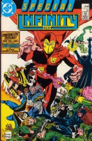 Infinity Inc. Special 1987 #1