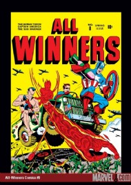 All Winners Comics 1941 - 1946 #8