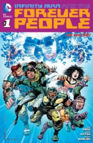 Infinity Man and the Forever People 2014 #1