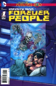 Infinity Man and the Forever People: Futures End 2014 #1