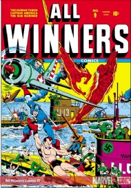 All Winners Comics 1941 - 1946 #9