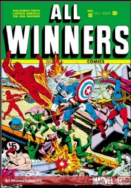 All Winners Comics 1941 - 1946 #10