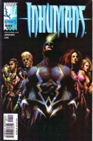 Inhumans (2nd Series) 1998 - 1999 #1