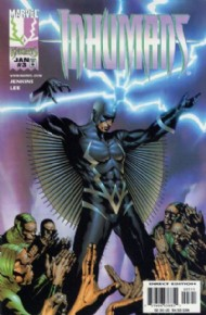 Inhumans (2nd Series) 1998 - 1999 #3