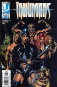 Inhumans (2nd Series) 1998 - 1999 #4