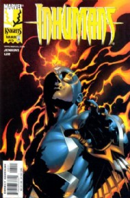 Inhumans (2nd Series) 1998 - 1999 #5