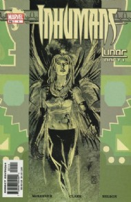 Inhumans (4th Series) 2003 - 2004 #1