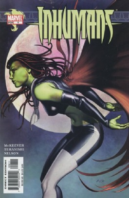Inhumans (4th Series) #8