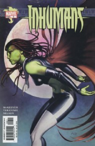 Inhumans (4th Series) 2003 - 2004 #8