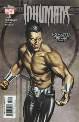 Inhumans (4th Series) #10