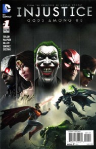 Injustice: Gods Among Us 2013 #1