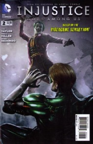 Injustice: Gods Among Us 2013 #2