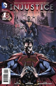 Injustice: Gods Among Us: Year Two 2014 #1