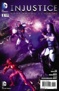 Injustice: Gods Among Us: Year Two 2014 #2