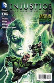 Injustice: Gods Among Us: Year Two 2014 #3