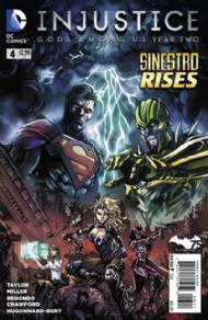 Injustice: Gods Among Us: Year Two 2014 #4