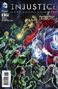 Injustice: Gods Among Us: Year Two 2014 #6