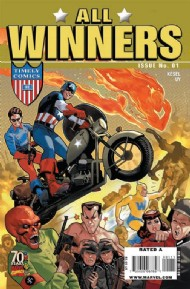 All Winners Comics 70th Anniversary Special 2009 #1