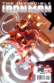 Invincible Iron Man 2008 - 2012 #1