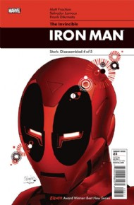 Invincible Iron Man 2008 - 2012 #23