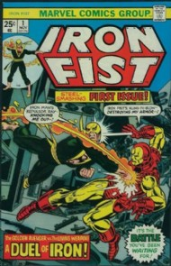 Iron Fist (1st Series) 1975 - 1977 #1