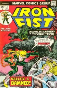 Iron Fist (1st Series) 1975 - 1977 #2