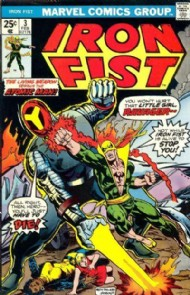 Iron Fist (1st Series) 1975 - 1977 #3