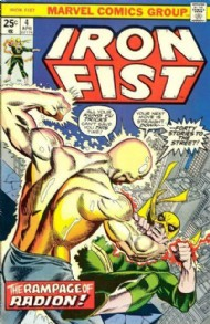Iron Fist (1st Series) 1975 - 1977 #4
