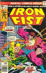 Iron Fist (1st Series) 1975 - 1977 #7