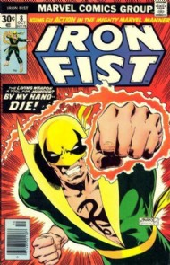 Iron Fist (1st Series) 1975 - 1977 #8