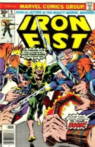Iron Fist (1st Series) 1975 - 1977 #9