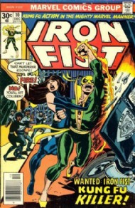 Iron Fist (1st Series) 1975 - 1977 #10