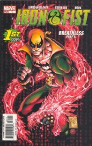 Iron Fist (4th Series) 2004 #1