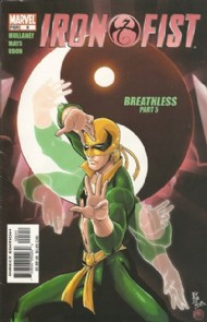 Iron Fist (4th Series) 2004 #5