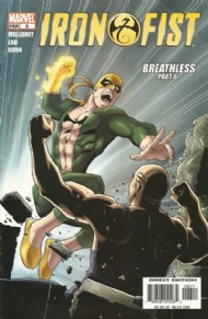 Iron Fist (4th Series) 2004 #6