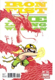 Iron Fist: the Living Weapon 2014 #1