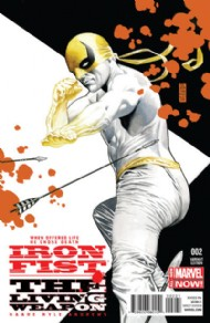 Iron Fist: the Living Weapon 2014 #2