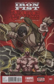 Iron Fist: the Living Weapon 2014 #3