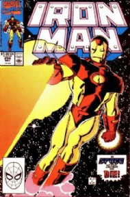 Iron Man (1st Series) 1968 - 1996 #256