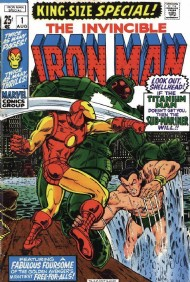 Iron Man (1st Series) Annual 1970 #1
