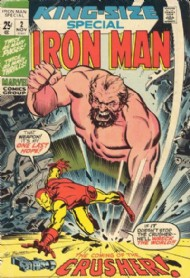 Iron Man (1st Series) Annual 1970 #2