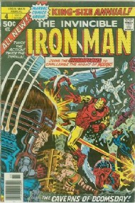 Iron Man (1st Series) Annual 1970 #4