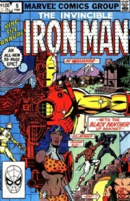 Iron Man (1st Series) Annual 1970 #5