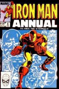 Iron Man (1st Series) Annual 1970 #6