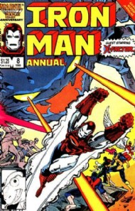 Iron Man (1st Series) Annual 1970 #8