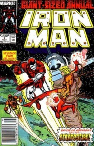 Iron Man (1st Series) Annual 1970 #9
