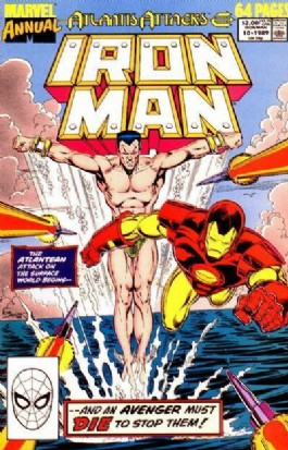 Iron Man (1st Series) Annual #10