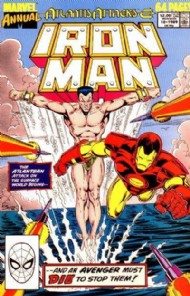 Iron Man (1st Series) Annual 1970 #10